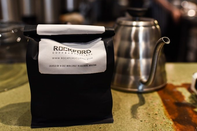 Coffee Shop Time Clock App Rockford