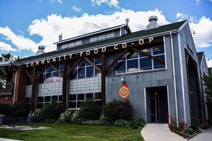Grocery Store Community Food Co-op
