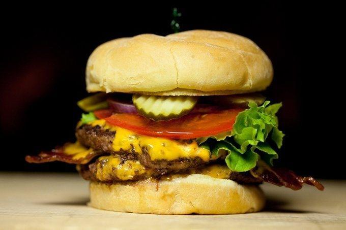 Resort Restaurant Burger