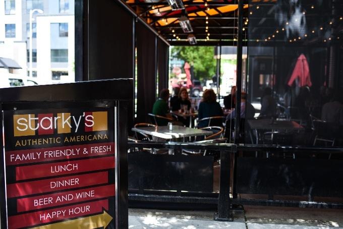 Starky's Restaurant Staff Management