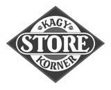 Logo for Kagy Korner Store