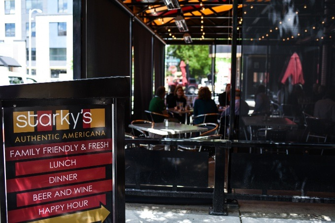 Online time clock and employee scheduling helps Starky's bring the people of Bozeman great food and even better service.